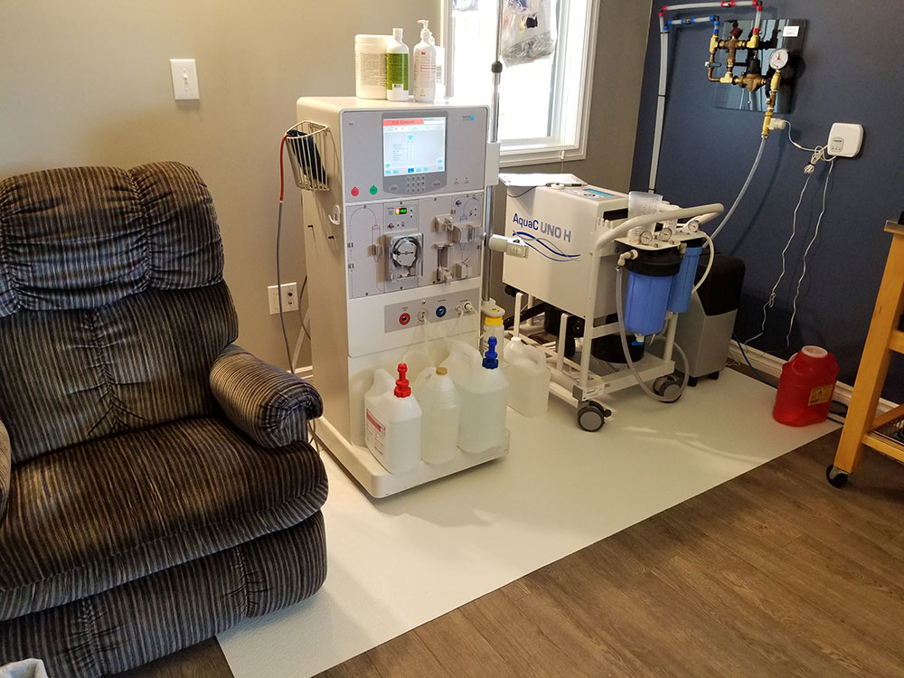 Home Hemodialysis Frequently Asked Questions